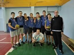 3 место волейбол